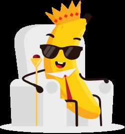 King banana    Portais Web